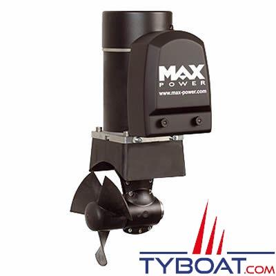MAX POWER - CT60 Propulseur d'étrave électrique 5.9cv Ø185mm 24V