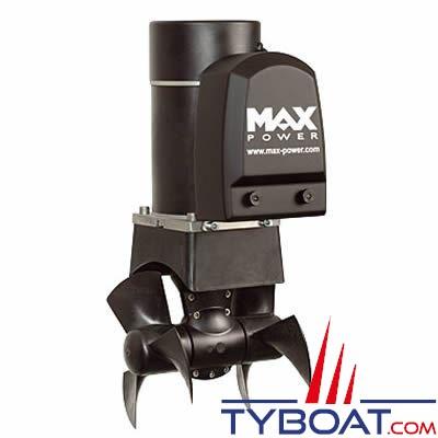 MAX POWER - CT80 Propulseur d'étrave électrique 6.4cv Ø185mm 24V