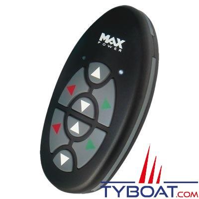 Max power - Emetteur / Récepteur  pour propulseur 4 canaux