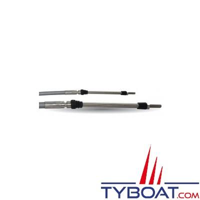 Maxflex Pinnacle - Câble de commande moteur type 33C longueur 5.5 mètres