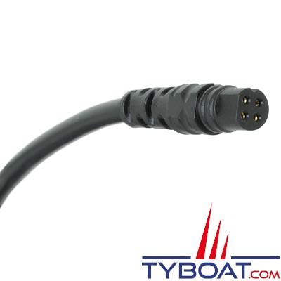 MINN KOTA - MKR-US2-12 Câble adaptation pour GARMIN Echo
