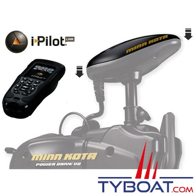 MINN KOTA - Système iPilot Link complet pour Powerdrive V2 non BT