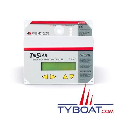 Morningstar - Panneau de contrôle pour régulateur Tristar - 12/24 et 48 volts