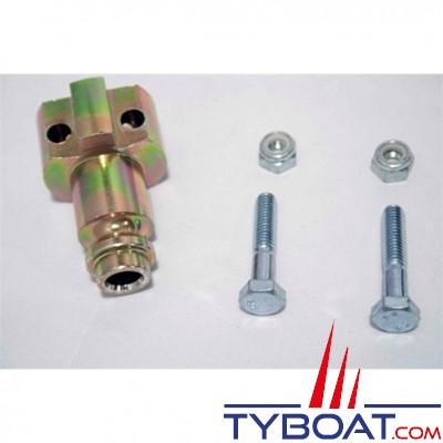 Adaptateur pour câble type SSC62xx vers boîtier crémaillère Morse D290
