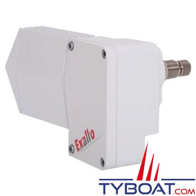 Moteur essuie-glace Exalto Marine Wipers 215 BD 12 Volts - masse isolée - (pour cloison  0-15mm)