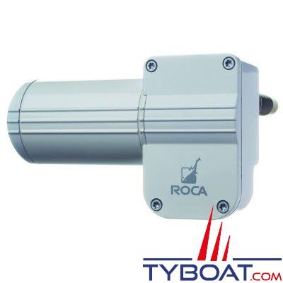 ROCA - Moteur essuie-glace W12 24v - Axe Ø13.8mm - Epaisseur de cloison 16mm