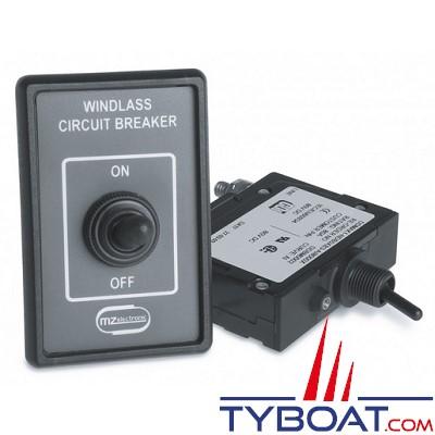 MZ ELECTRONICS - Disjoncteur 50 Ampères pour guindeaux