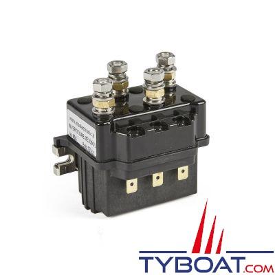 MZ Electronics MZ2090/L - Relais de guindeau 12 Volts  500 Watts pour moteur 2 bornes