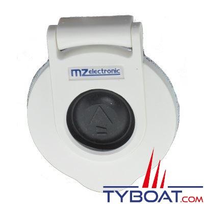 Contacteur à pied pour guindeau - MZ Electronic - montée - blanc