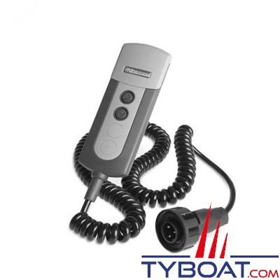 MZ ELECTRONIC - Télécommande filaire EV200 / 2 fonctions pour guindeau avec prise de pont