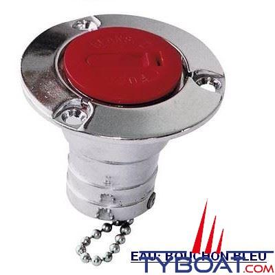 Nable aluminium Plastimo EAU pour tuyau Ø 38 mm + bouchon plastique