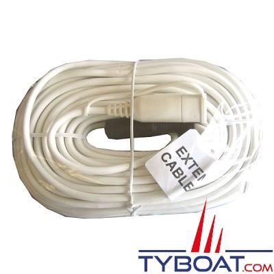 Rallonge de câble pour aérien gammes Clipper et Cruiser longueur 5 mètres
