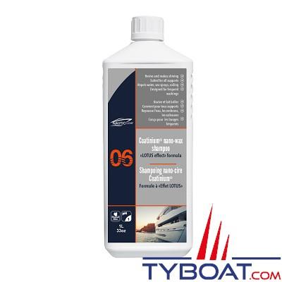 Nautic-Clean - 06 - Shampoing Nano Cire Coatinium - 1 Litre