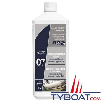 Nautic-Clean - 07 - Nettoyant pneumatique et semi rigide - 1 Litre