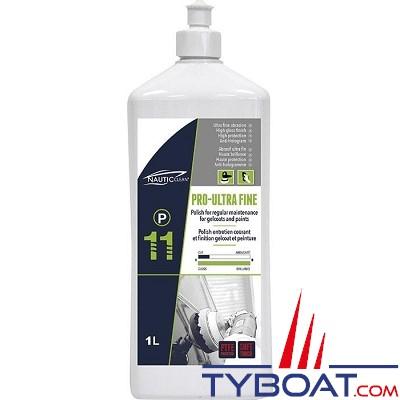Nautic-Clean - 11 - Polish Pro Ultra-fine - 1 Litre