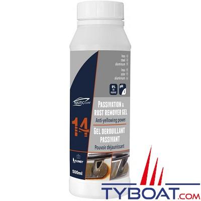 Nautic Clean - 14 - Gel dérouillant passivant -  500 ml