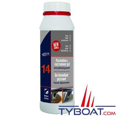 Nautic-Clean - 14 - Gel dérouillant passivant - 500 ml