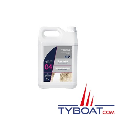 Nautic-Clean - 04 - Détachant moisissures - 5 litres