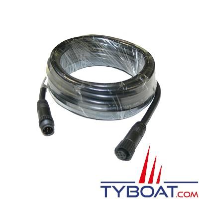 B&G / SIMRAD / LOWRANCE - Câble NMEA2000 7,5 mètres - prises Micro-C mâle/femelle
