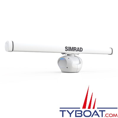 SIMRAD - Radar à compression d'impulsion HALO-6
