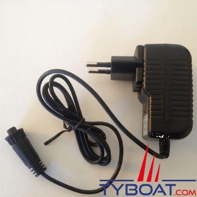 NAVICOM - RY420 -Chargeur 220 Vcc de rechange pour RT420/420DSC