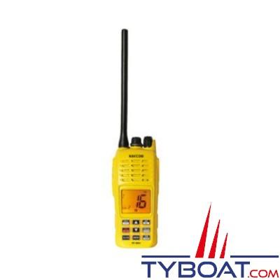 Navicom - VHF portable 5W - Étanche IPX7 et flottante