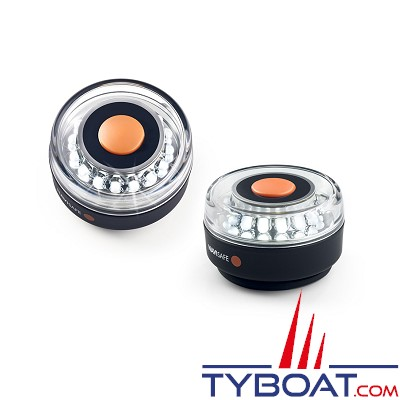 NAVISAFE - Lampe de sécurité Navi Light 360° Rescue 2 MN 16 Leds - blanches
