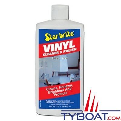 Nettoyant lustrant pour vinyl Star Brite 473 ml