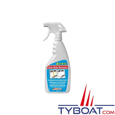 Nettoyant rouille Star Brite Rust Stain remover vaporisateur 650 ml