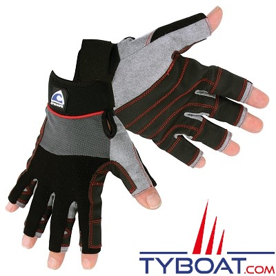 O'wave - Gants Rigging - 5 doigts coupés - Taille XXL