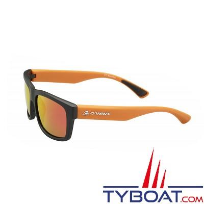 O'Wave - Lunettes marines Timoe - Modèle adolescent - Orange