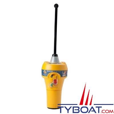 Océan Signal - Balise de détresse EPIRB E100 catégorie 2 (sans GPS)