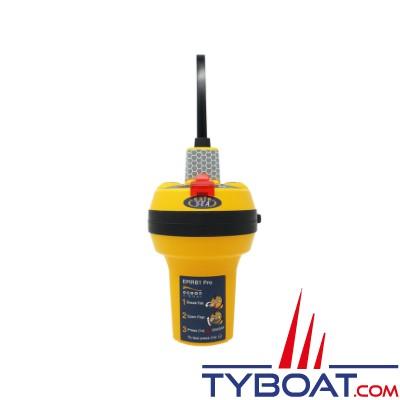 Océan Signal - Balise de détresse EPIRB1 PRO  avec GPS 66 canaux Catégorie 1
