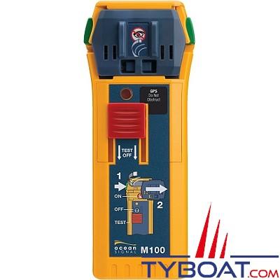 Océan Signal - Balise de détresse (MSLD) M100 MOB PROFESSIONNEL