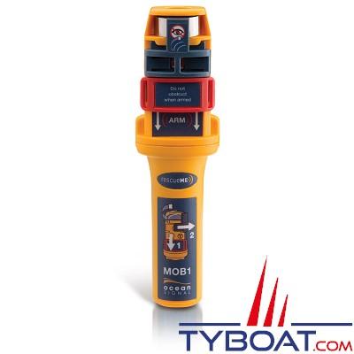 Océan Signal - Balise de détresse individuelle RescueMe MOB1 avec AIS MOB ASN Ready