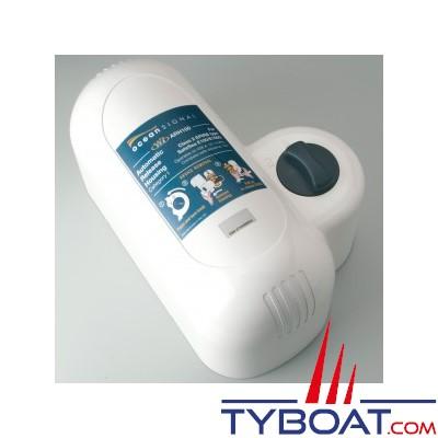 Océan Signal - Caisson et largueur Auto.Hydrostatique ARH100 pour Balise E100/E100G
