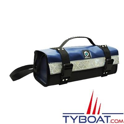 Outils océans - Sacoche outils avec rabat - Marine - 45 x 15 x 15 cm