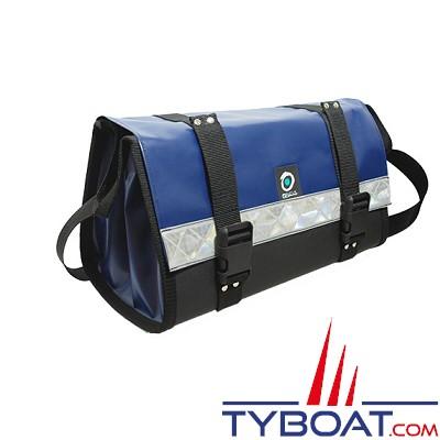 Outils océans - Sacoche outils avec rabat - Marine - 45 x 24 x 26 cm