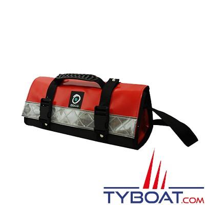 Outils océans - Sacoche outils avec rabat - Rouge - 38 x 15 x 15 cm