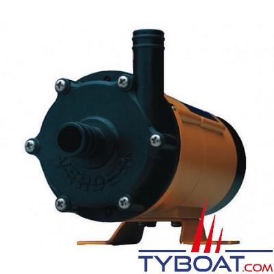 Pan World Europe - Pompe eau de mer - Magnétique - 220 V - 50/60 Hz - 110 l/mn - 250 W - Ø 1