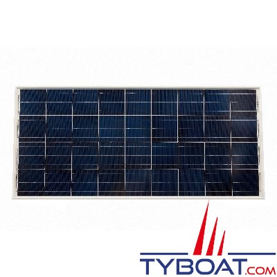 VICTRON ENERGY - Panneau solaire BlueSolar 30 Watts 12 Volts polycristallin - série 3a - Dim. 410x670x25.