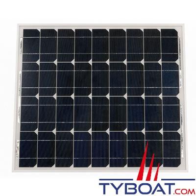 VICTRON ENERGY - Panneau solaire BlueSolar 50 Watts 12 Volts monocristallin Dim. 630x545x25 mm.