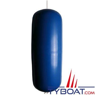 Majoni - Pare-battage à cordage traversant bleu Ø 15 cm x L 43 cm
