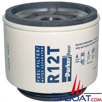 PARKER Racor - Cartouche R12T pour filtre 120AP 10µ