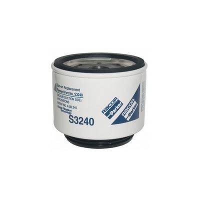 PARKER Racor - Élément filtrant de rechange S3240 pour filtre essence 120R-RAC-01 10µ