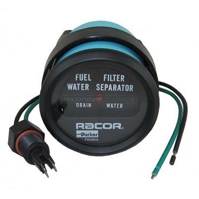 PARKER Racor - RK20726 + RK21069 - Kit Alarme sonore et visuelle 12/24V