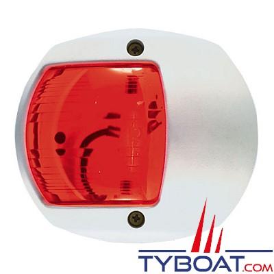 PERKO - 0170 SERIES - Feu de navigation - Babord rouge - Blanc - Montage latéral
