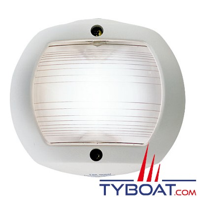 PERKO - 0170 SERIES - Feu de navigation - Poupe blanc - Blanc - Montage arrière