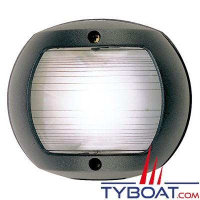 PERKO - 0170 SERIES - Feu de navigation - Poupe blanc - Noir - Montage arrière