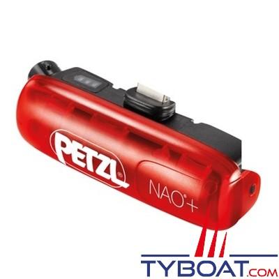 Petzl - Batterie rechargeable Accu pour lampe frontale Nao +